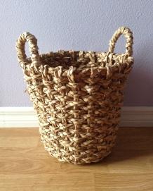 Basket Trash Can
