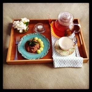 Tea tray 5