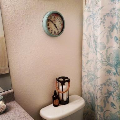 Clock & Lantern