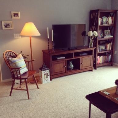 Media Cabinet & Bookcase