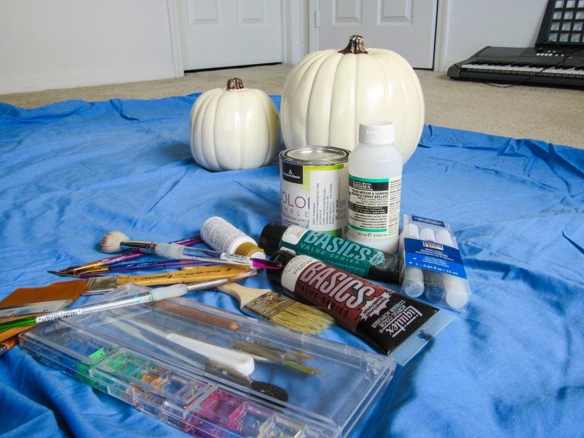 Fall DIY Pumpkins from Design Cents